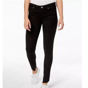 Articles of Society Raw-Hem Ankle Skinny Jean